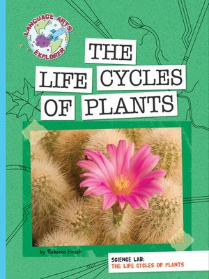 cover image of The Life Cycles of Plants